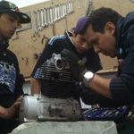 Curso mecanica motos en Bogota